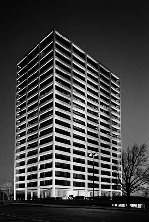 BMA Tower, now One Park Place, Kansas City, MO